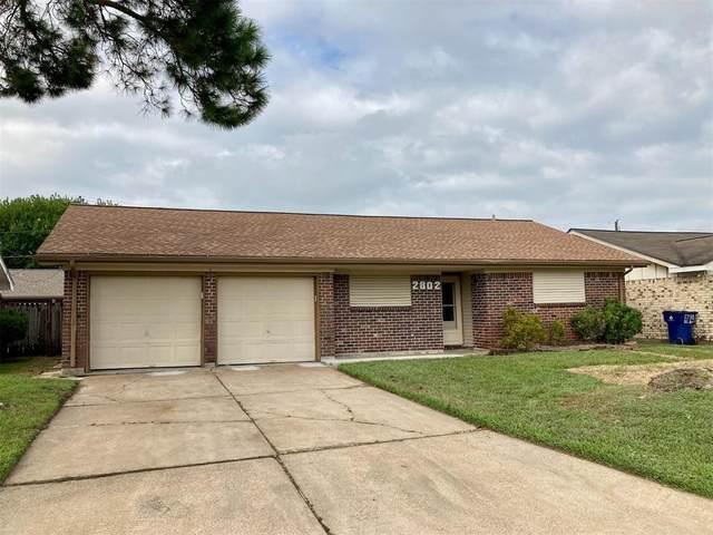 2802 21st Avenue N, Texas City, TX 77590 (MLS #93525642) :: Texas Home Shop Realty