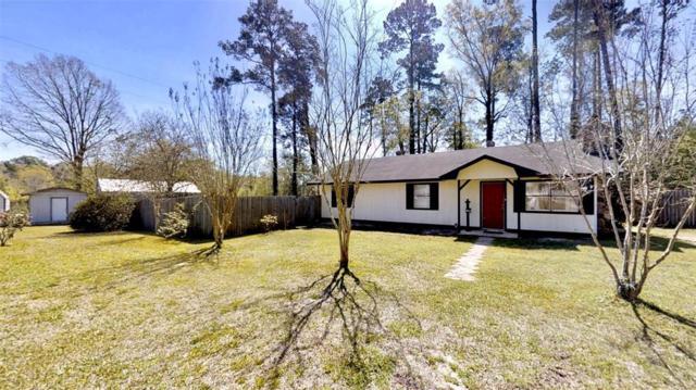 4315 W Us Highway 190 W, Jasper, TX 75951 (MLS #93539195) :: The Home Branch
