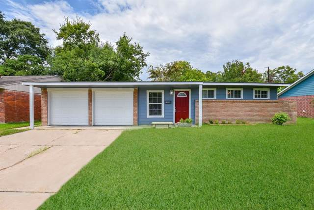3706 Westhampton Drive, Houston, TX 77045 (MLS #93546893) :: The SOLD by George Team