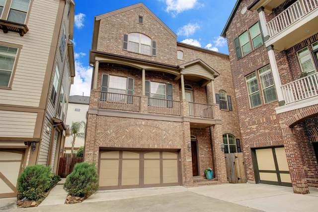 1621 W 23rd Street A, Houston, TX 77008 (MLS #93566218) :: The Heyl Group at Keller Williams