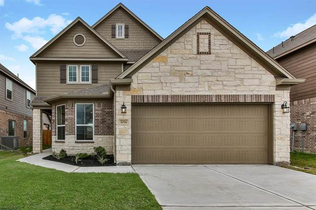 3014 Bugatti Drive, Katy, TX 77493 (MLS #93585869) :: The Parodi Team at Realty Associates