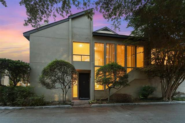 1116 Bering Drive #10, Houston, TX 77057 (MLS #93591679) :: The SOLD by George Team