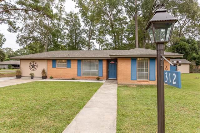 312 Dora Street, Cleveland, TX 77328 (MLS #93594724) :: Giorgi Real Estate Group