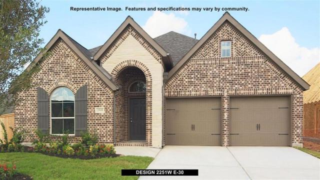 2051 Blackhawk Ridge Lane, Manvel, TX 77578 (MLS #93595360) :: The Bly Team
