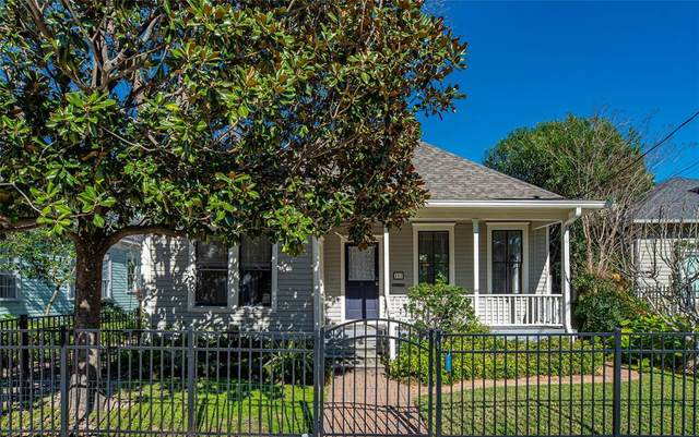 117 Payne Street, Houston, TX 77009 (MLS #93595799) :: The Bly Team