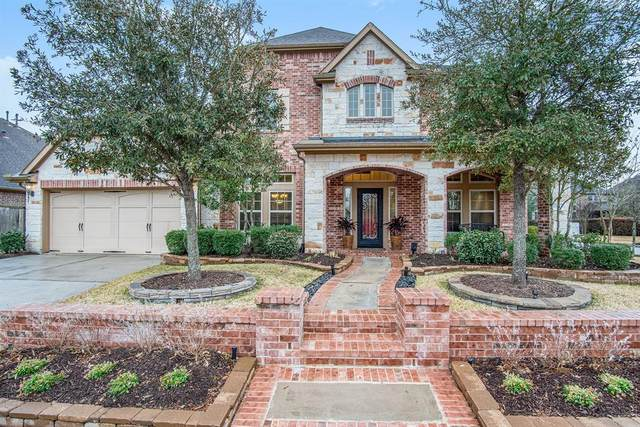 19319 Shady Edge Drive, Cypress, TX 77433 (MLS #93596052) :: Connell Team with Better Homes and Gardens, Gary Greene
