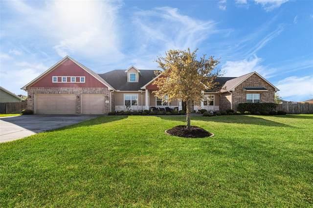 11211 Audrey Drive, Needville, TX 77461 (MLS #93599123) :: Ellison Real Estate Team