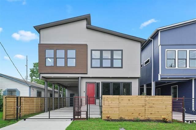 3504 Ajax Street, Houston, TX 77022 (MLS #93601477) :: The Home Branch