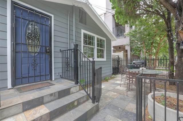 1131 Louise Street, Houston, TX 77009 (MLS #93617545) :: The Property Guys