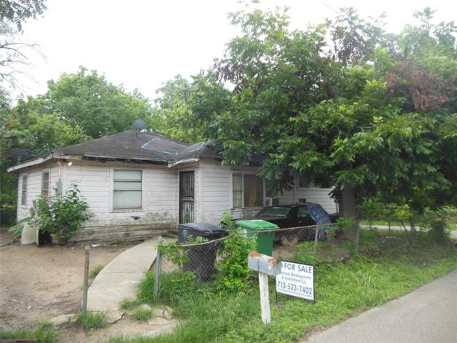 931 Mansfield Street, Houston, TX 77091 (MLS #93617724) :: Ellison Real Estate Team