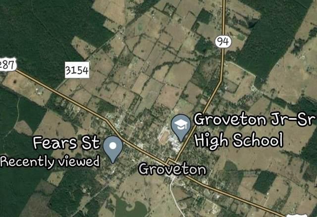 0 Fears Street, Groveton, TX 75845 (MLS #93618963) :: Michele Harmon Team