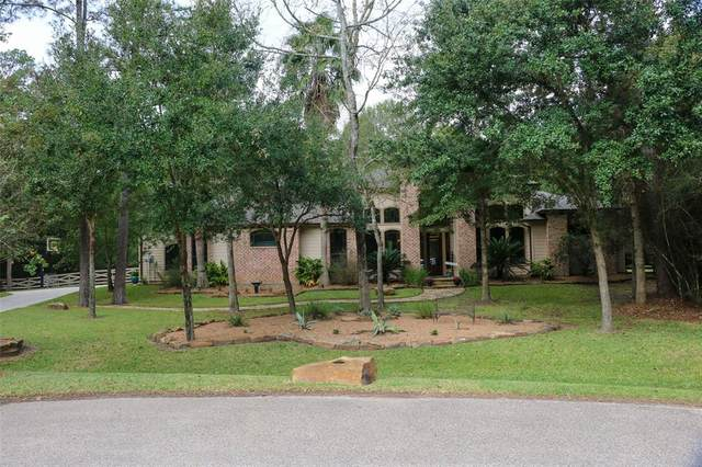 27119 Bearclaw Court, Magnolia, TX 77355 (MLS #93633582) :: Area Pro Group Real Estate, LLC