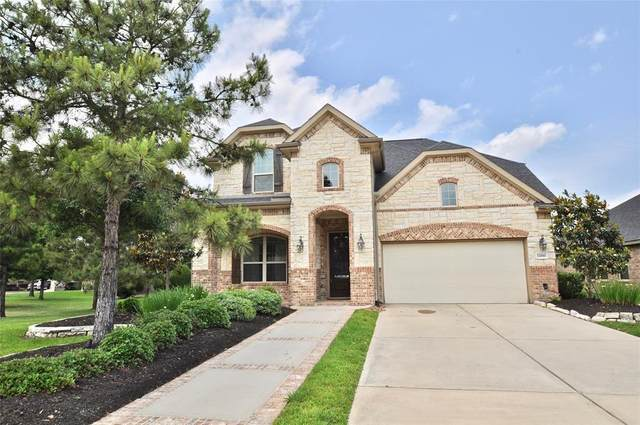 12811 Bedell Bridge Lane, Humble, TX 77346 (MLS #93636339) :: The SOLD by George Team