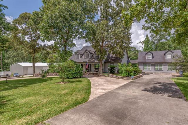75 Lake Forest Circle, Conroe, TX 77384 (MLS #93644556) :: The Home Branch