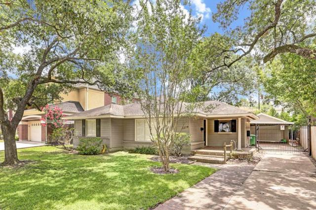 3819 Childress, Houston, TX 77005 (MLS #93653247) :: Texas Home Shop Realty