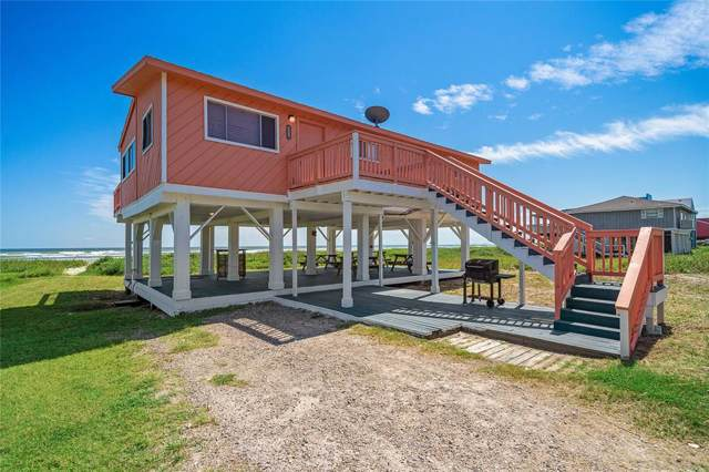 23114 Gulf Drive, Galveston, TX 77554 (MLS #93663915) :: Caskey Realty