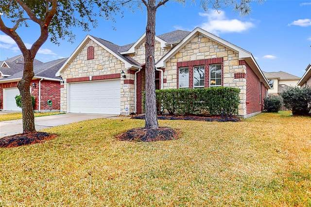 19718 Shallow Shaft Lane, Richmond, TX 77407 (MLS #93666457) :: The Parodi Team at Realty Associates
