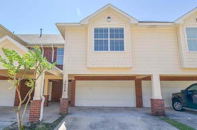 3404 Township Grove Lane, Houston, TX 77082 (MLS #93672371) :: The Heyl Group at Keller Williams