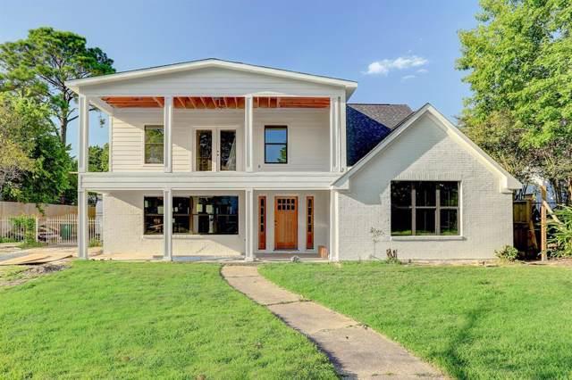 3725 W Parkwood Drive, Houston, TX 77021 (MLS #93676090) :: The Heyl Group at Keller Williams