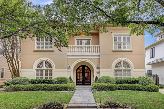3750 Georgetown Street, West University Place, TX 77005 (MLS #936762) :: Caskey Realty