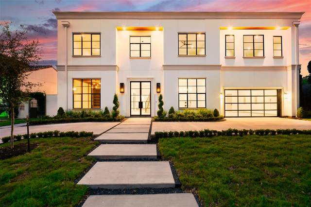 4622 Banning Drive, Houston, TX 77027 (MLS #93712412) :: The Property Guys