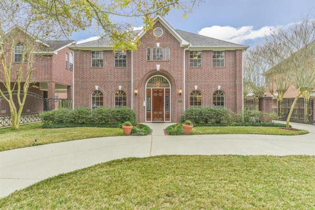 5207 Laurel Street, Bellaire, TX 77401 (MLS #93726072) :: Keller Williams Realty