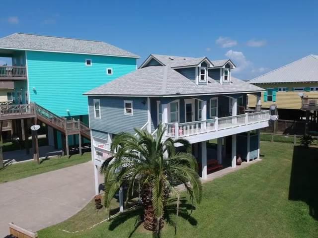 970 S Redfish Street, Crystal Beach, TX 77650 (MLS #9373472) :: Guevara Backman