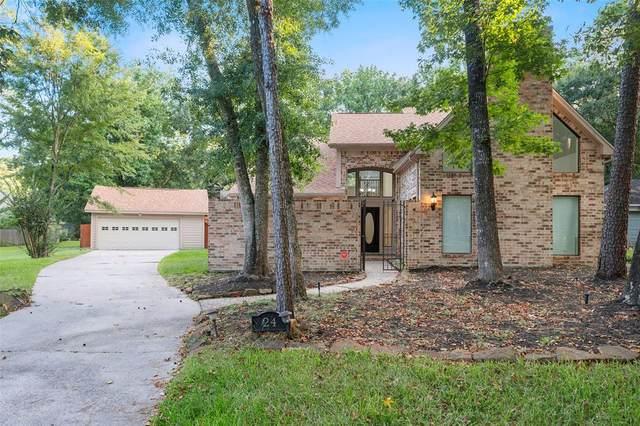 24 Meadowfair Court, Spring, TX 77381 (MLS #93740563) :: The Home Branch