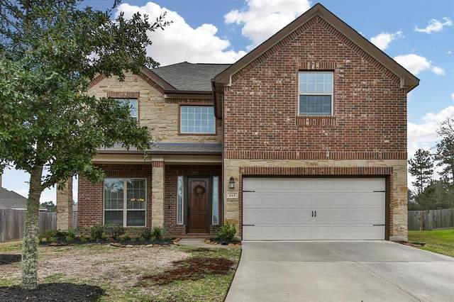 115 Crown Point Court, Magnolia, TX 77354 (MLS #93749997) :: Connect Realty