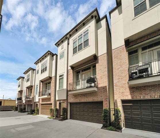 1040 W 26th Street D, Houston, TX 77008 (MLS #93754817) :: The SOLD by George Team