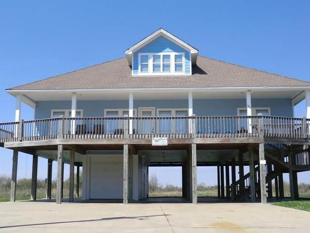 708 Kinsey Drive, Crystal Beach, TX 77650 (MLS #93760867) :: Bay Area Elite Properties