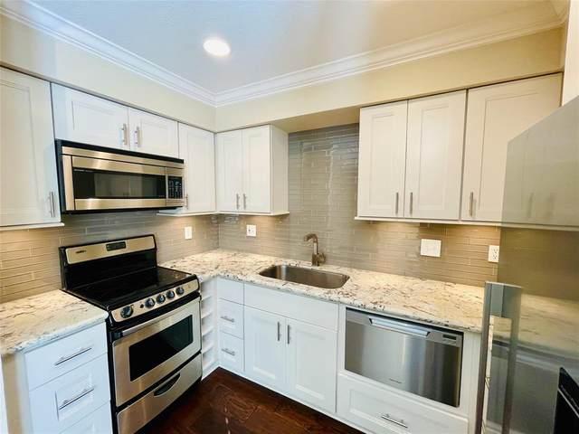 3402 Garrott Street #3, Houston, TX 77006 (MLS #93762281) :: Ellison Real Estate Team