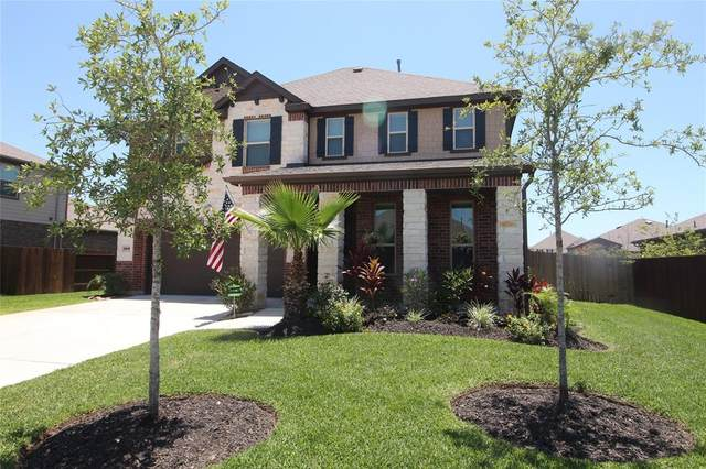 3912 Anzac Drive, Pearland, TX 77584 (MLS #93763168) :: The Queen Team