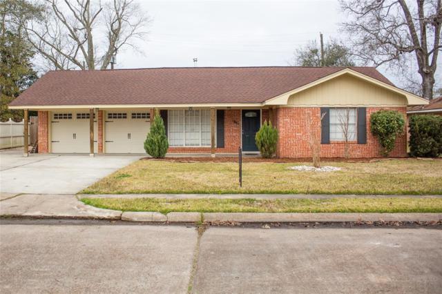 1007 Oak Drive, Liberty, TX 77575 (MLS #93763606) :: The Sansone Group