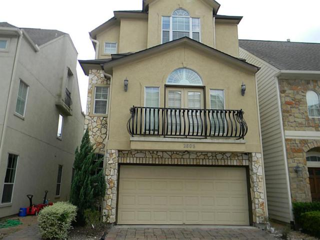 2605 Edgefield Lakes Drive, Houston, TX 77054 (MLS #93764182) :: The Heyl Group at Keller Williams