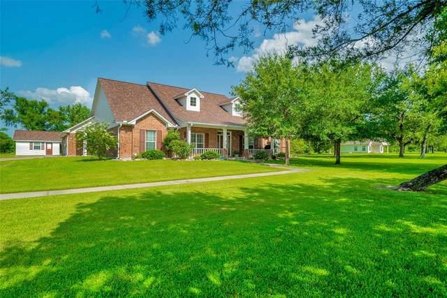 50 Heritage Oak Drive, Huntsville, TX 77320 (MLS #93771408) :: The Sansone Group