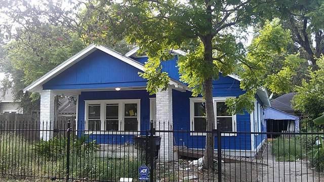 4208 Crawford Street, Houston, TX 77004 (MLS #93780275) :: The SOLD by George Team