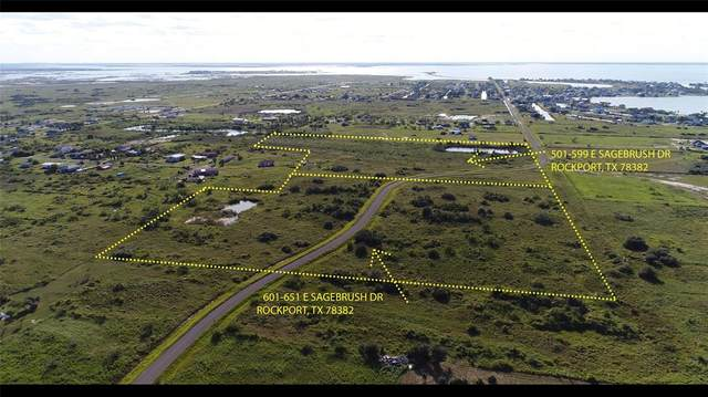 601 E Sagebrush Drive, Rockport, TX 78382 (MLS #93784394) :: The Sansone Group