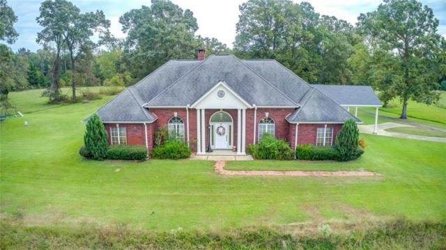 758 County Road 3930, Colmesneil, TX 75938 (MLS #93785035) :: The SOLD by George Team