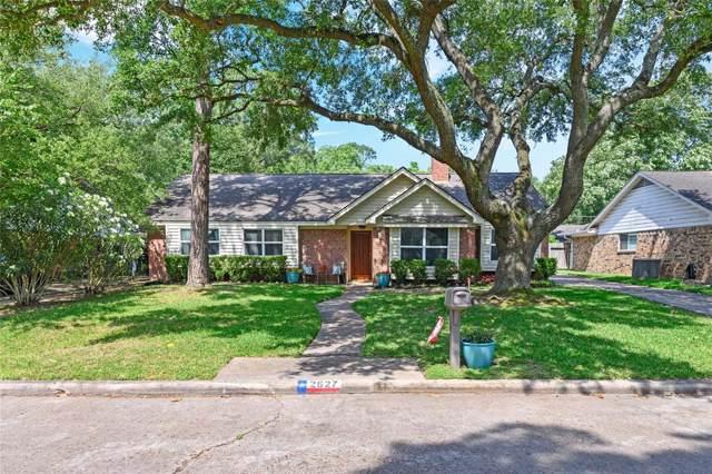 2627 Palo Pinto Drive, Houston, TX 77080 (MLS #93792938) :: Ellison Real Estate Team