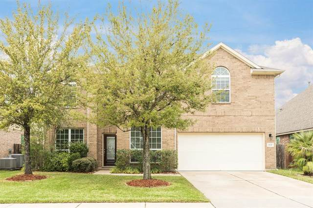 2630 Night Song Drive, Pearland, TX 77584 (MLS #93798499) :: Christy Buck Team