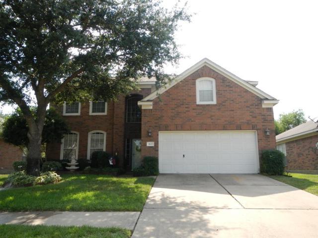 3627 Corcoran Drive, Katy, TX 77449 (MLS #93799222) :: The Heyl Group at Keller Williams