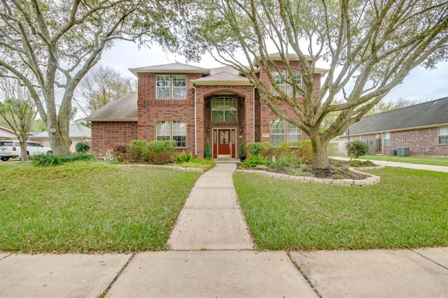 1707 Brill Drive, Friendswood, TX 77546 (MLS #9381230) :: JL Realty Team at Coldwell Banker, United
