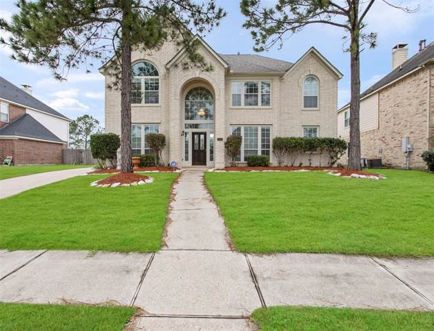 2869 Cool Spring Lane, Dickinson, TX 77539 (MLS #93815786) :: The SOLD by George Team