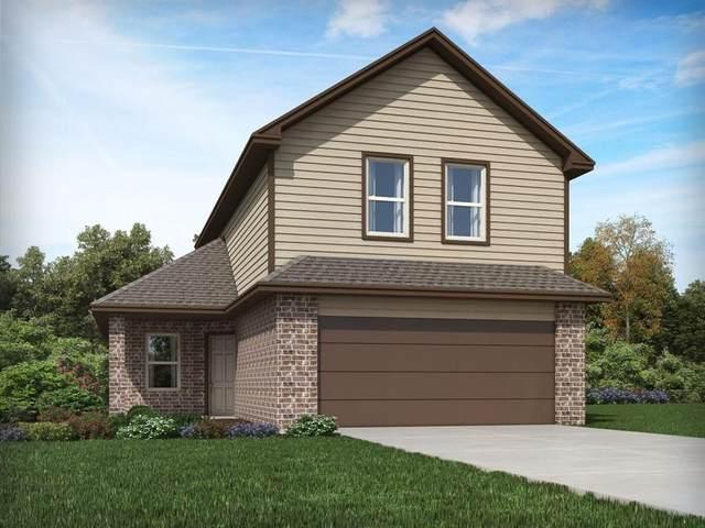 14967 Fannin Road, Willis, TX 77378 (MLS #93815992) :: My BCS Home Real Estate Group