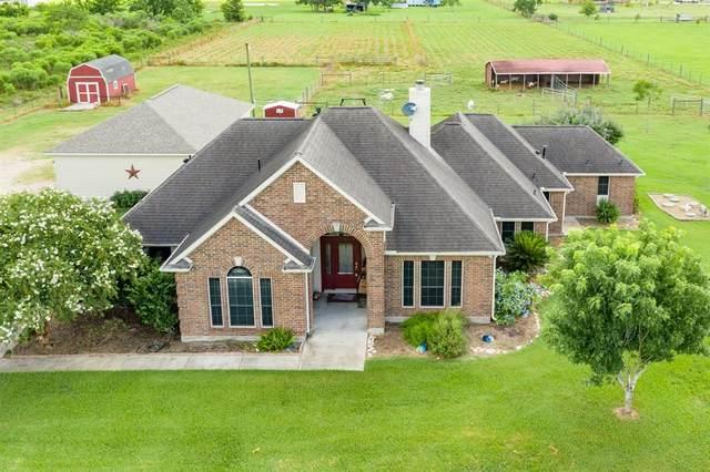 14531 Barak Road, Guy, TX 77444 (MLS #93816975) :: Ellison Real Estate Team