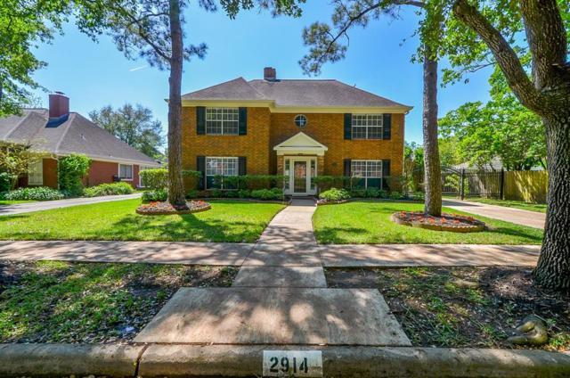 2914 Rimrock Drive, Missouri City, TX 77459 (MLS #93817795) :: The Home Branch