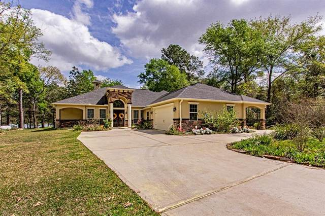 19278 Cabango Drive, Porter, TX 77365 (MLS #93819825) :: The Freund Group
