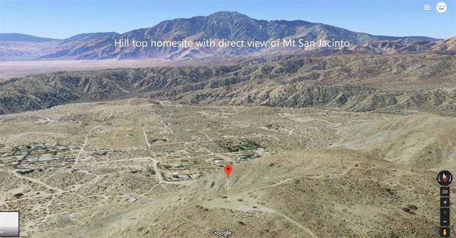 0 Maccele Road, Other, CA 92256 (MLS #93823002) :: The Heyl Group at Keller Williams