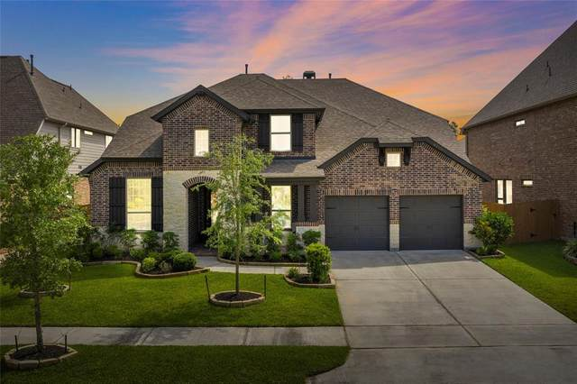 27819 Harmony Branch Drive, Spring, TX 77386 (MLS #93827529) :: The Parodi Team at Realty Associates